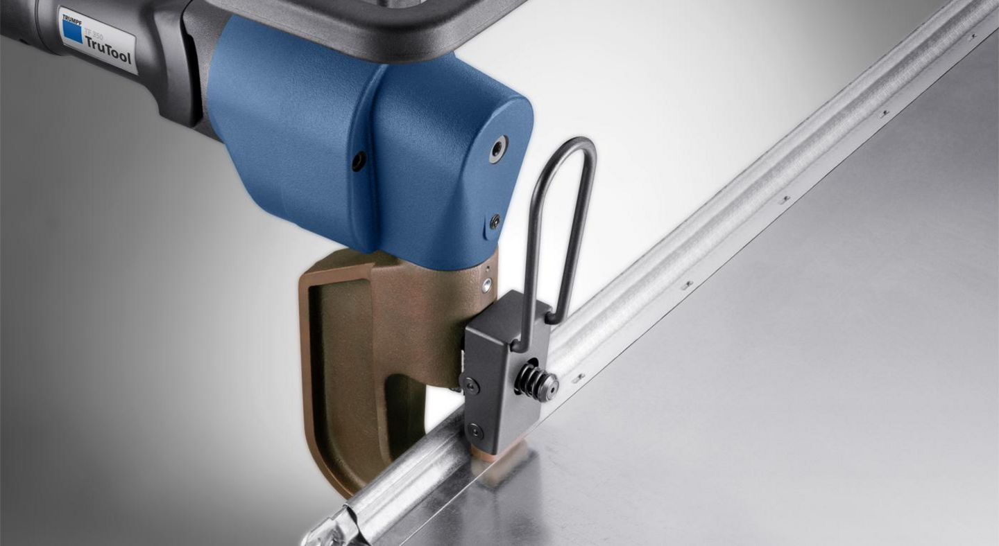 Image of the technology inside the TRUMPF power fastener