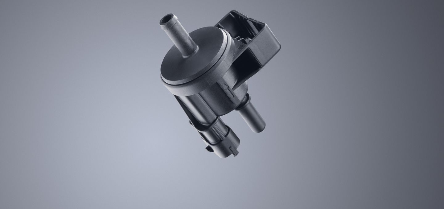 Plastic-welded component processed with the TRUMPF laser