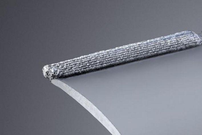 aerospace application for additive manufacturing turbine blade