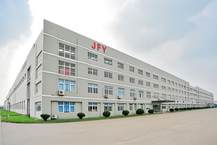 building of JFY in China