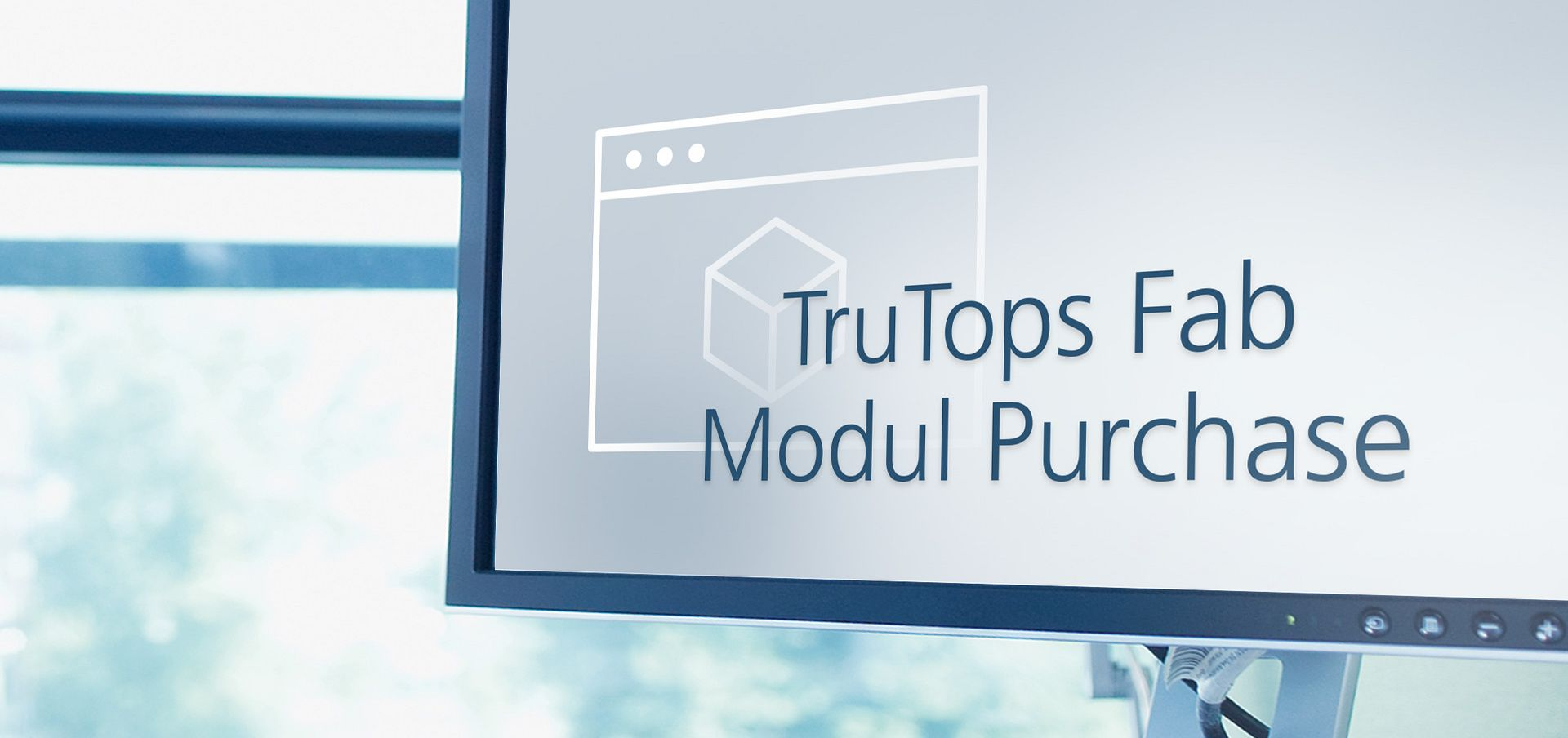 TruTops Fab Modul Purchase
