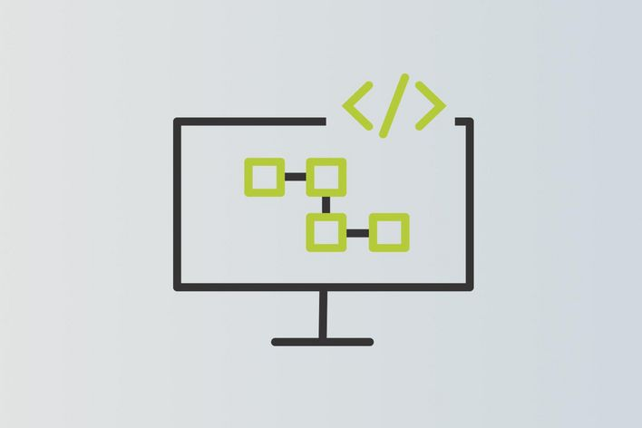Software icon - Production planning and programming