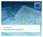 Flyer, Smart Factory consultation