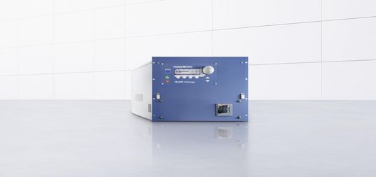 Powerful induction generator: TruHeat MF 5040