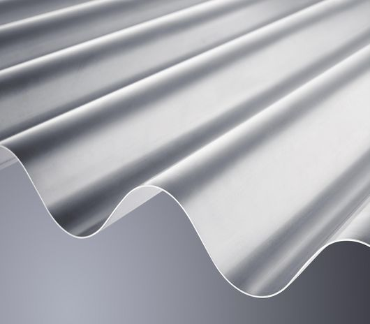 Corrugated-sheet-metal