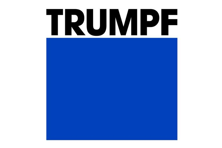 the official TRUMPF Logo