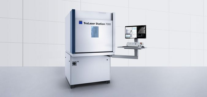 TruLaser Station 7000 – cost-effective 3D laser welding in various applications