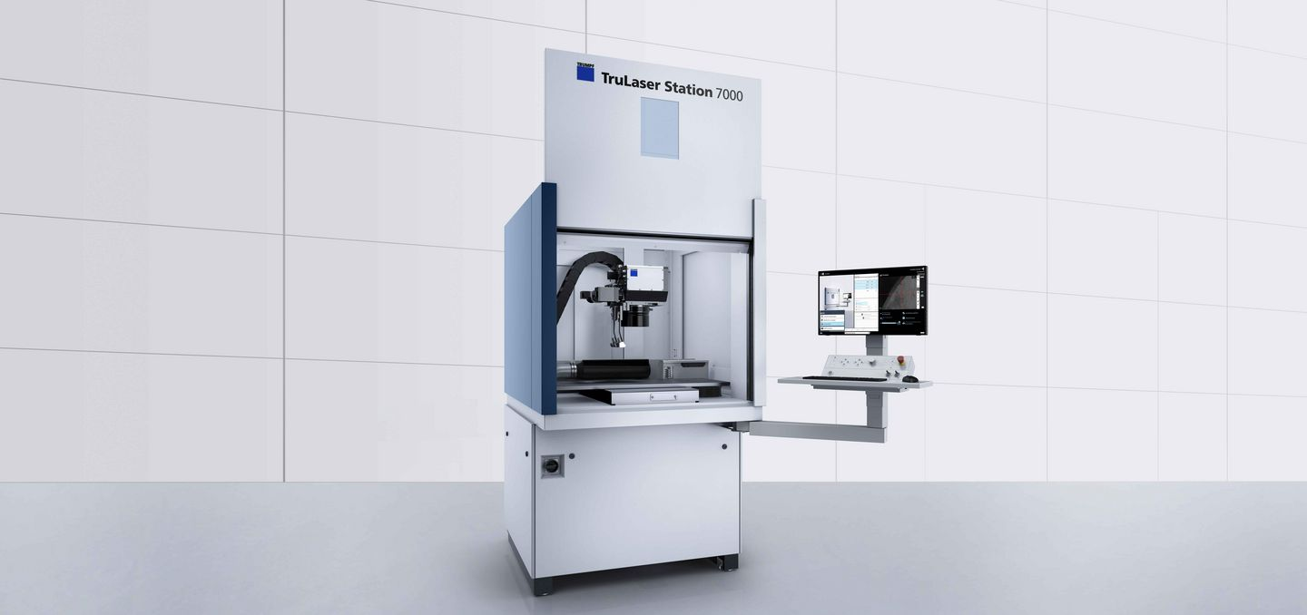 INTECH 2020, TruLaser Station 7000