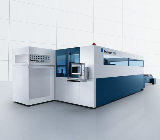 TruLaser 3030, Neudefinition des Standards