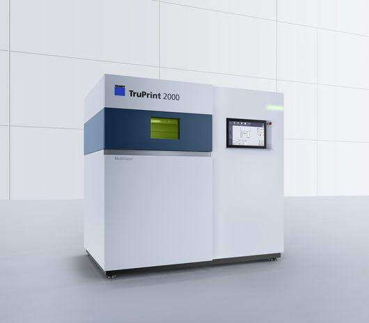 TruPrint 2000, cost-efficient 3D printing in premium quality from TRUMPF