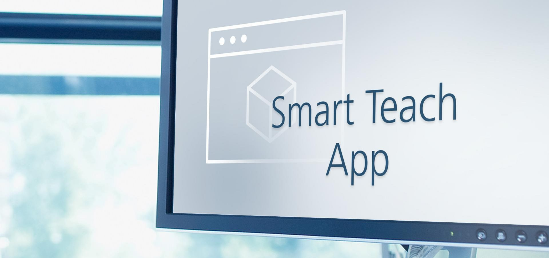 Produktbild Smart Teach App