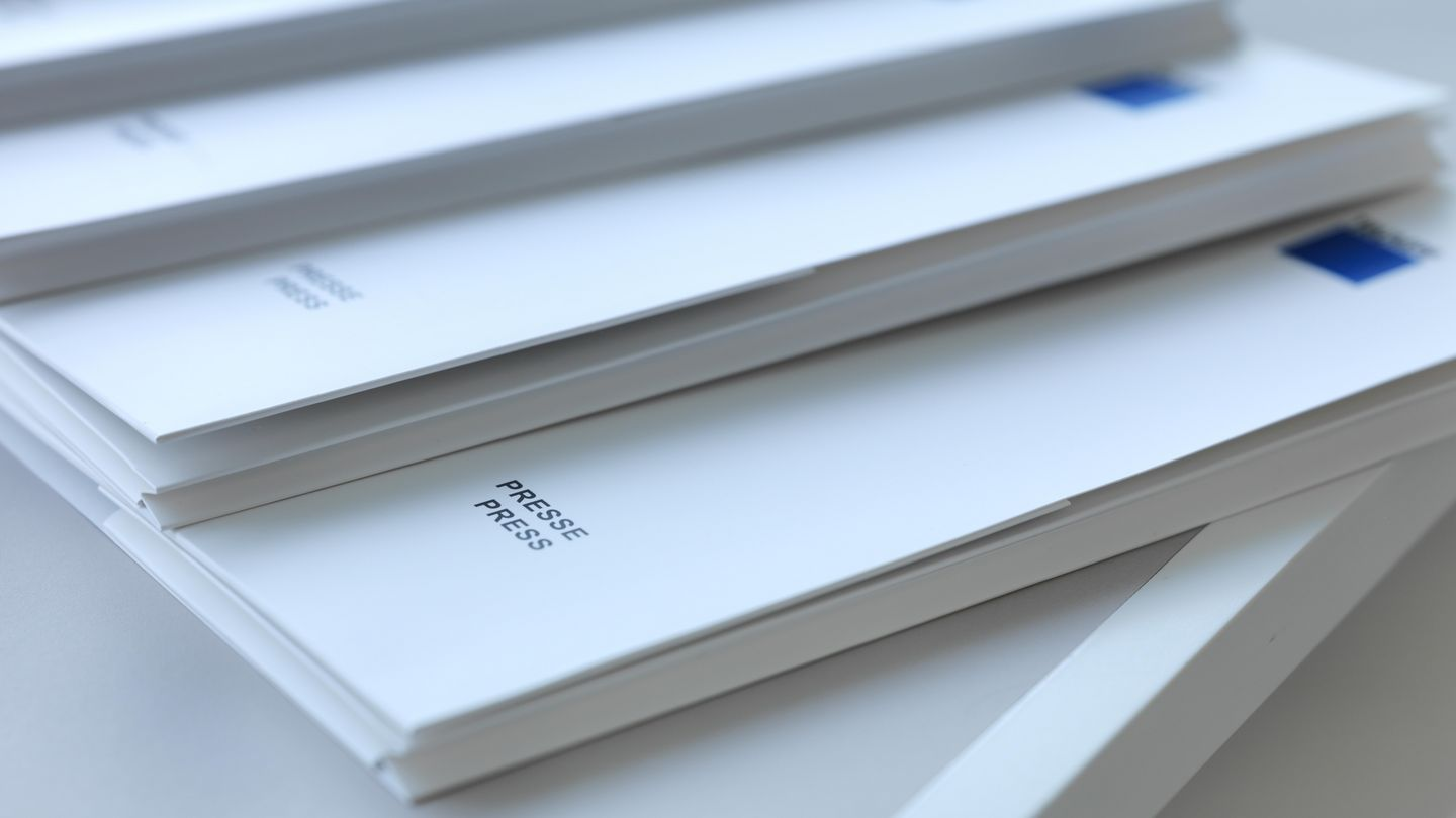 Stack of TRUMPF press releases