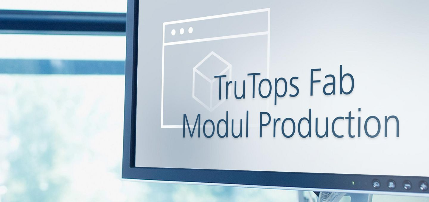 TruTops Fab Modul Production