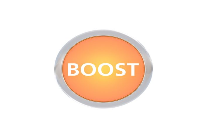 TruTops Boost Button