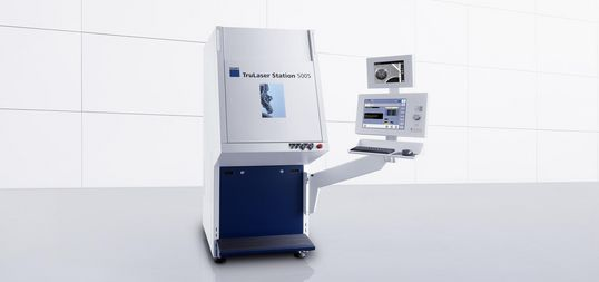 TruLaser Station 5005, the easy way to start with laser welding