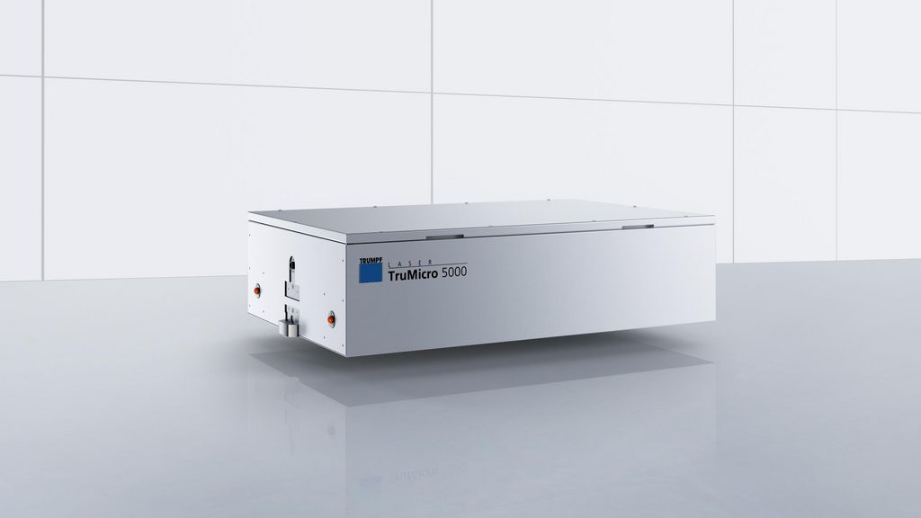 TruMicro Series 5000, quick and cost-effective