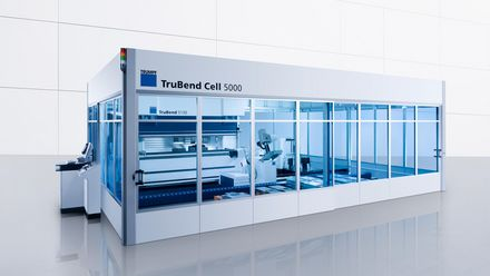 TruBend Cell 5000, Produktive Universalbiegezelle
