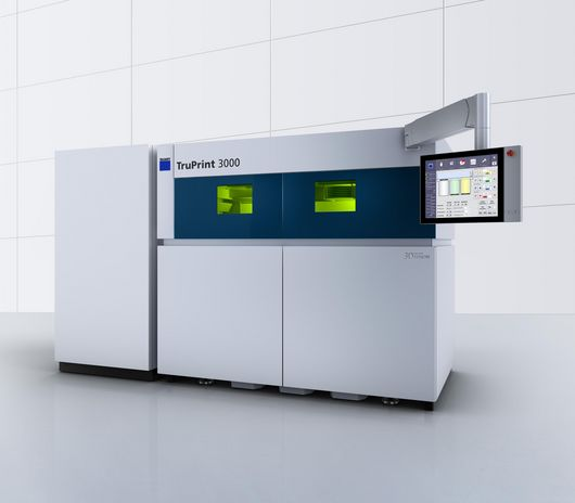 TruPrint 3000, flexible solution for industrial 3D printing