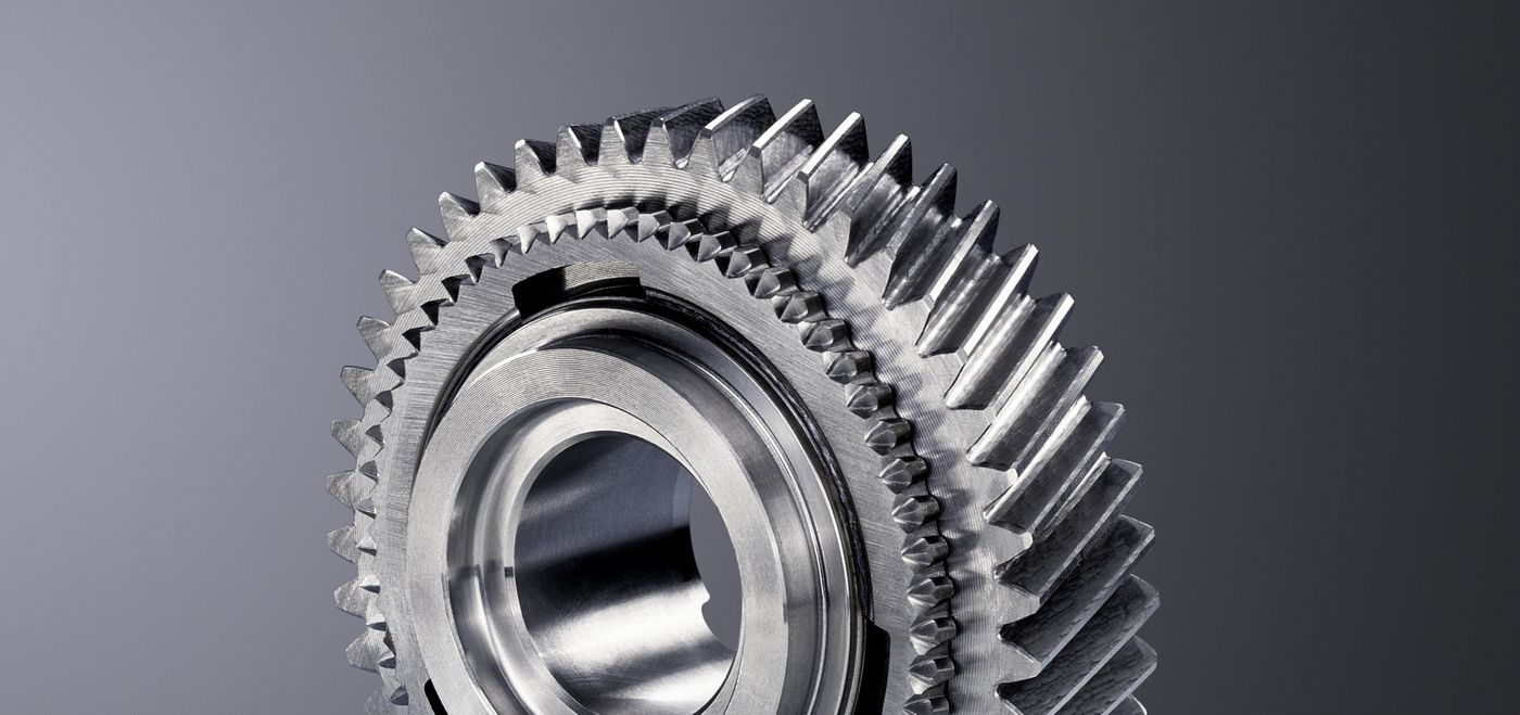 Laser-welded gear differential
