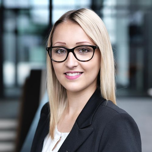 Melina Wirkner Corporate communications assistant TRUMPF