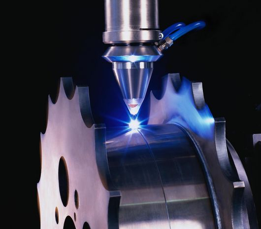 Laser welding with TRUMPF laser