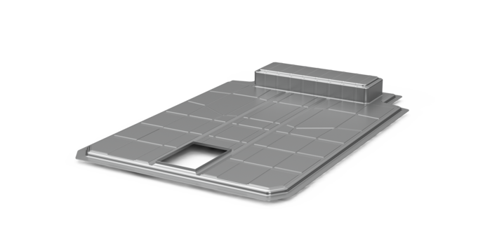 TRUMPF battery tray cover
