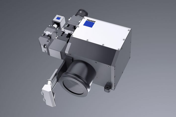 Programmable focusing optics PFO 14