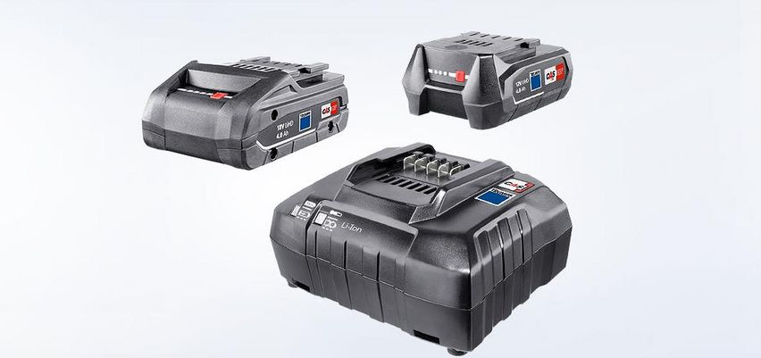 Battery and recharger