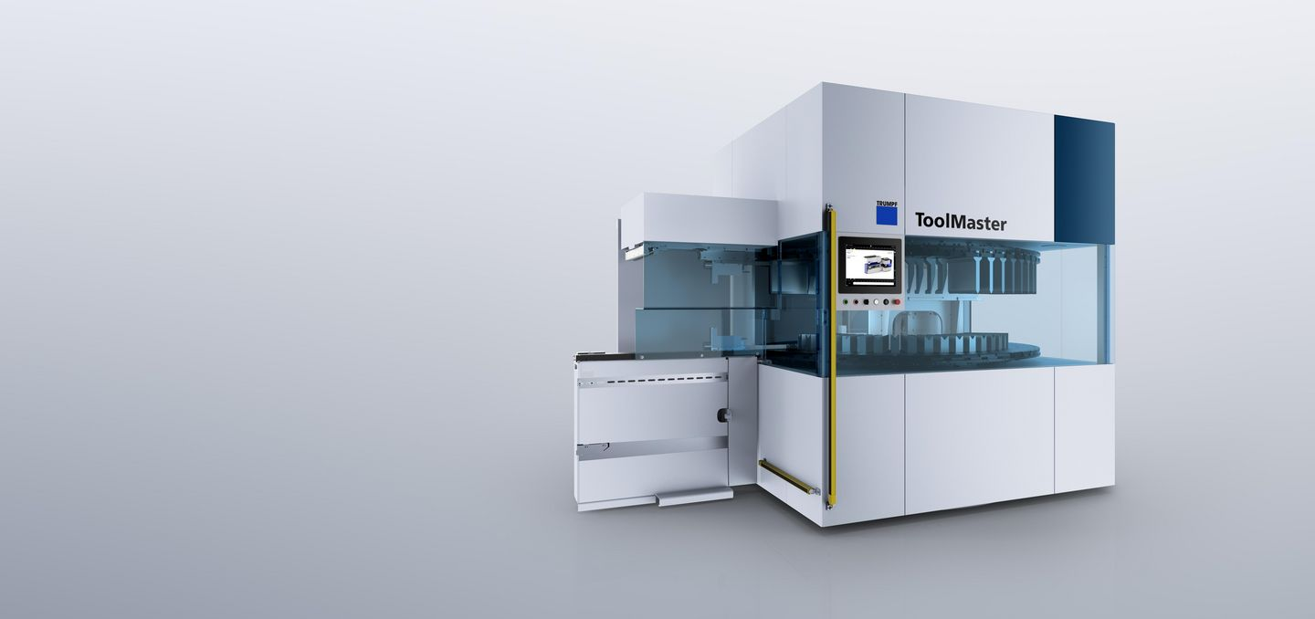 ToolMaster, automatic tool changer
