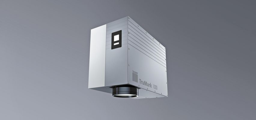 Robust design of the TruMark 1110