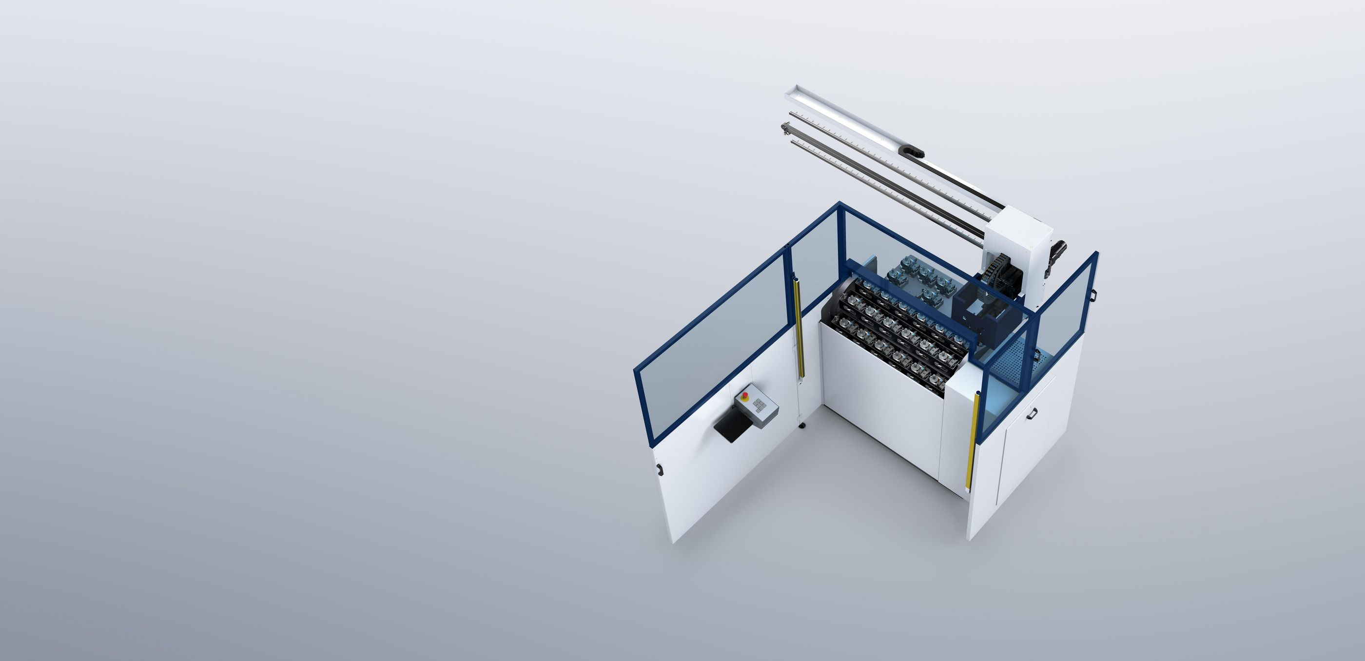 ToolMaster Linear, flexible tool system