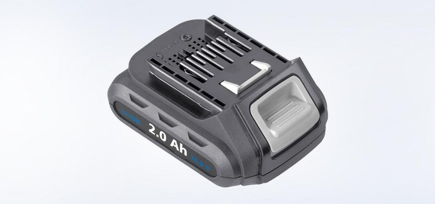Batterie Li-Ion TruTool 10,8 V, 2 Ah
