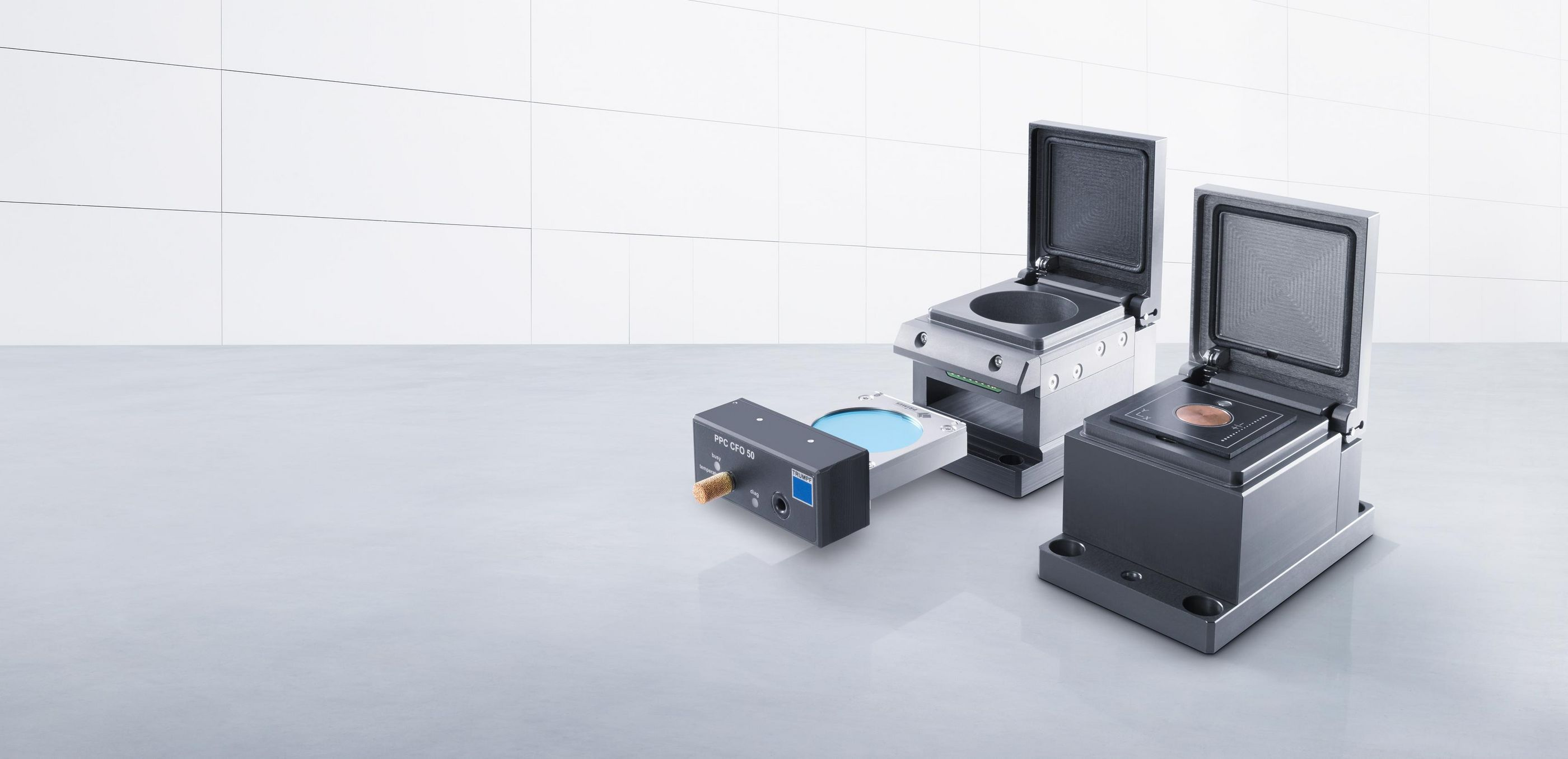 Quick and reliable calibration with the CalibrationLine from TRUMPF