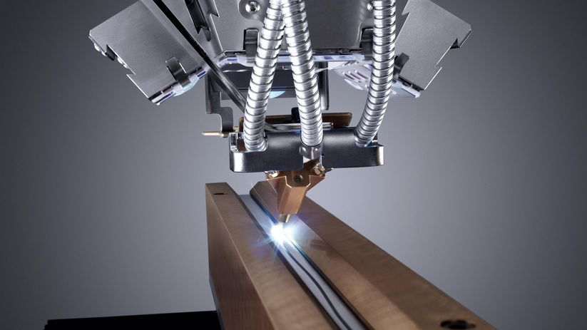 Endless welding with SeamLine Pro, TruLaser Cell Series 1000