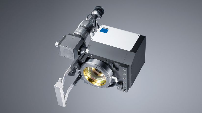Programmable focusing optics PFO 33