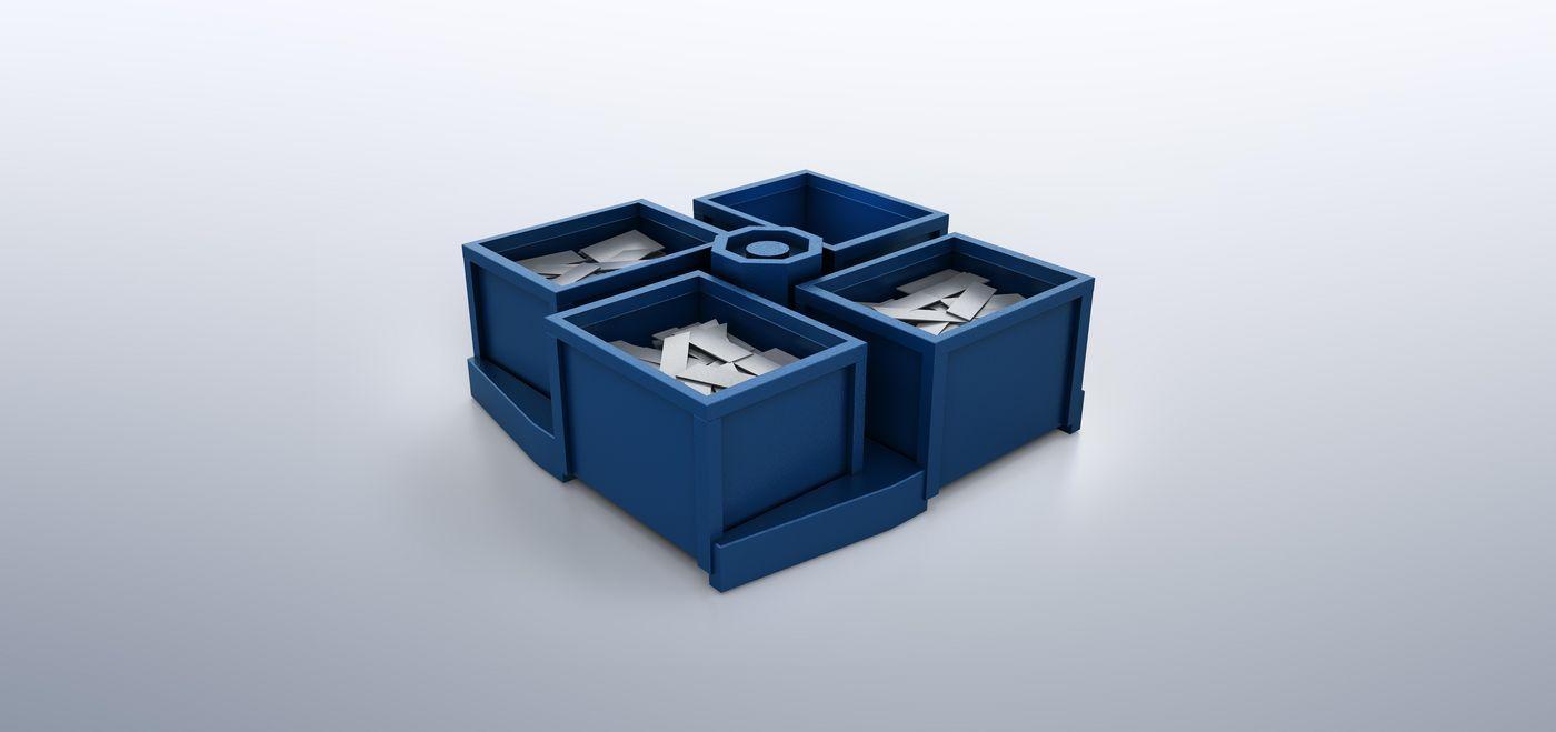 SortMaster Box