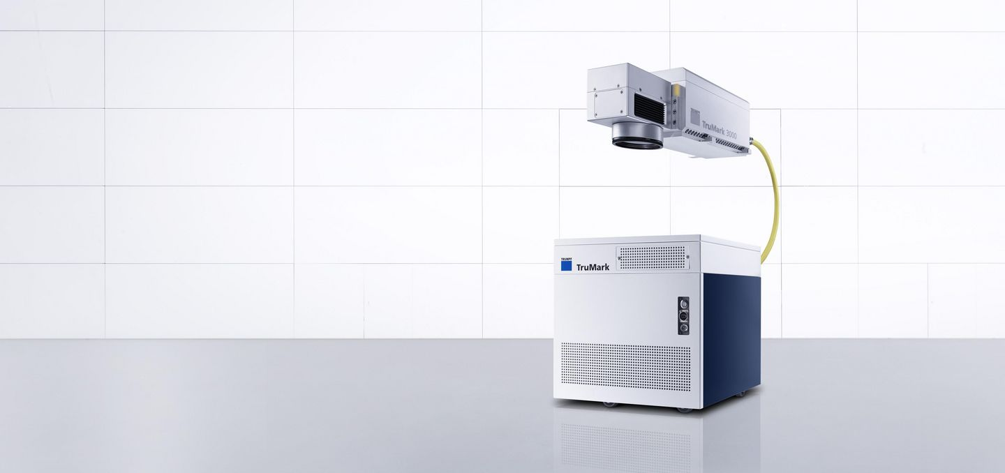 TruMark Series 3000 – an all-around solution for materials and applications