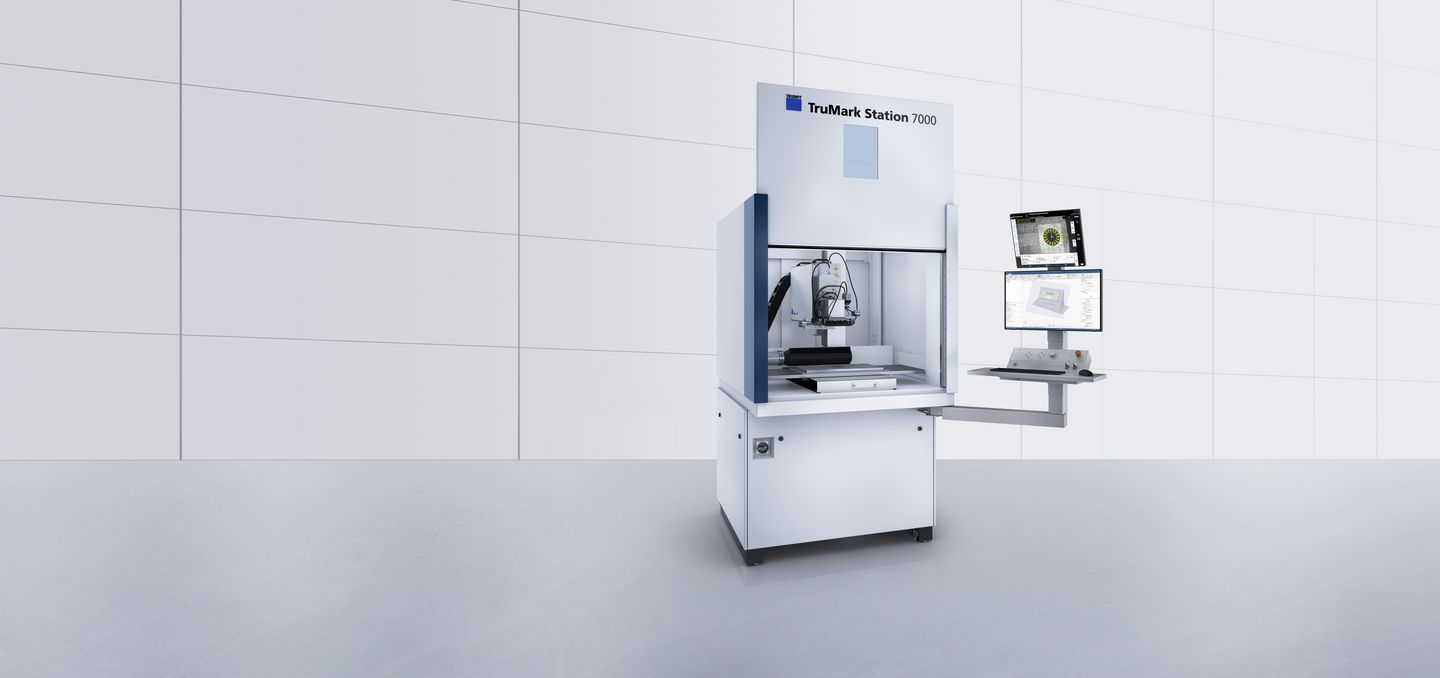 TRUMPF TruMarkStation 7000 product picture