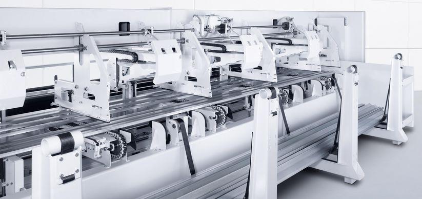 TruLaser Tube 5000, LoadMaster Tube minimizes setup time