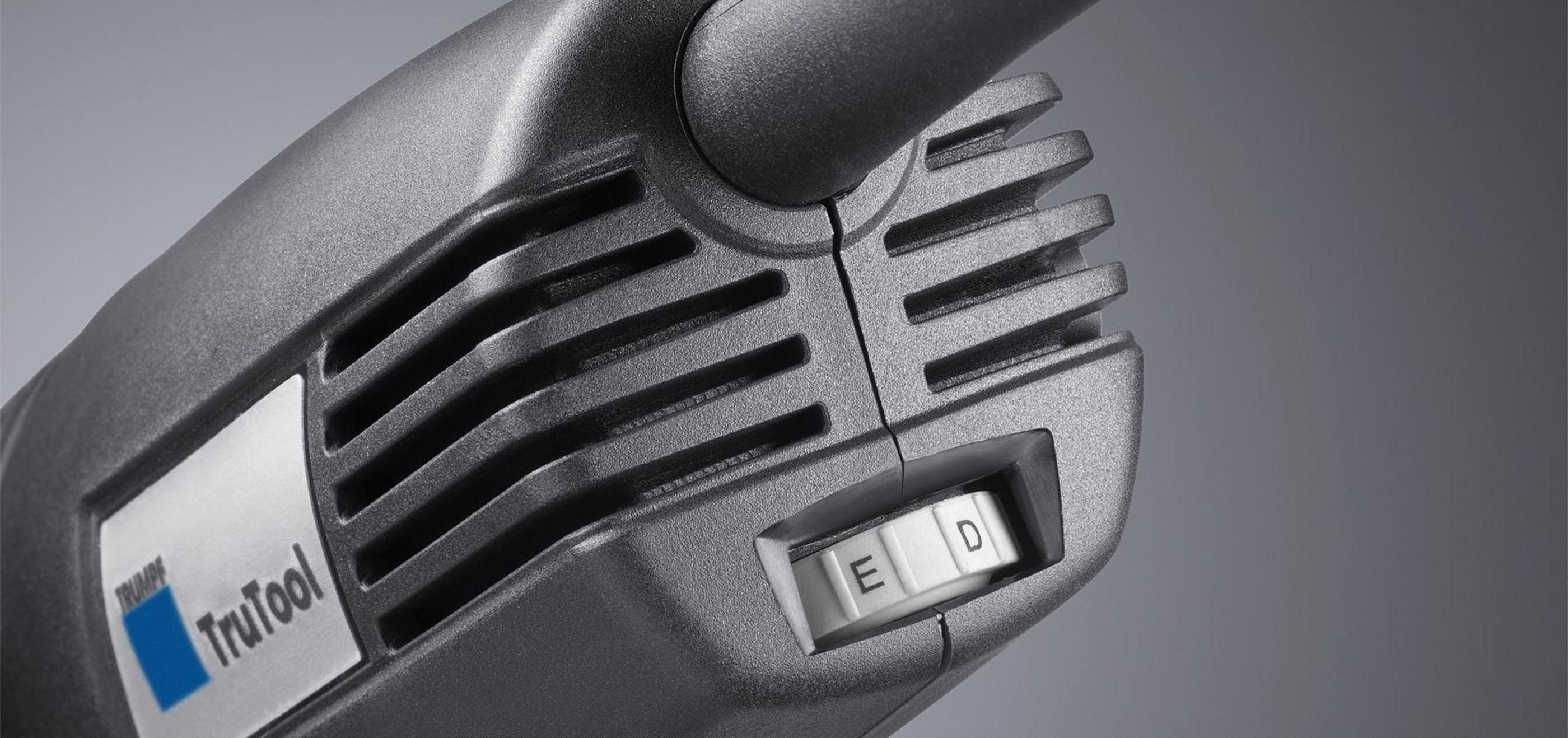 Electro variable speed control