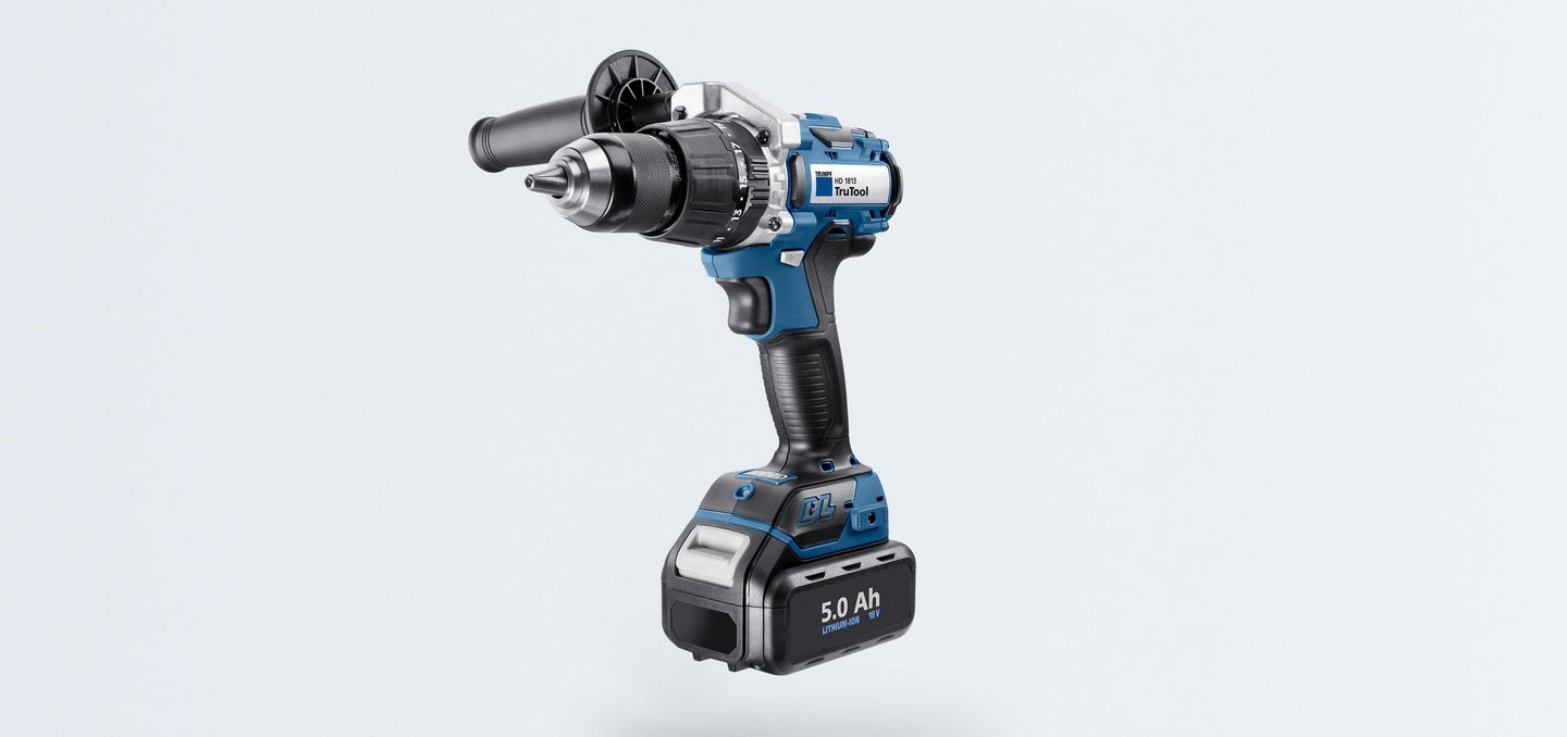TruTool HD 1813 Li-Ion-Akku 5 Ah