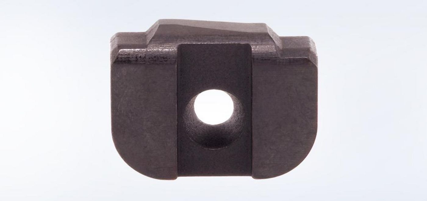 TruTool C 250, cutter plate