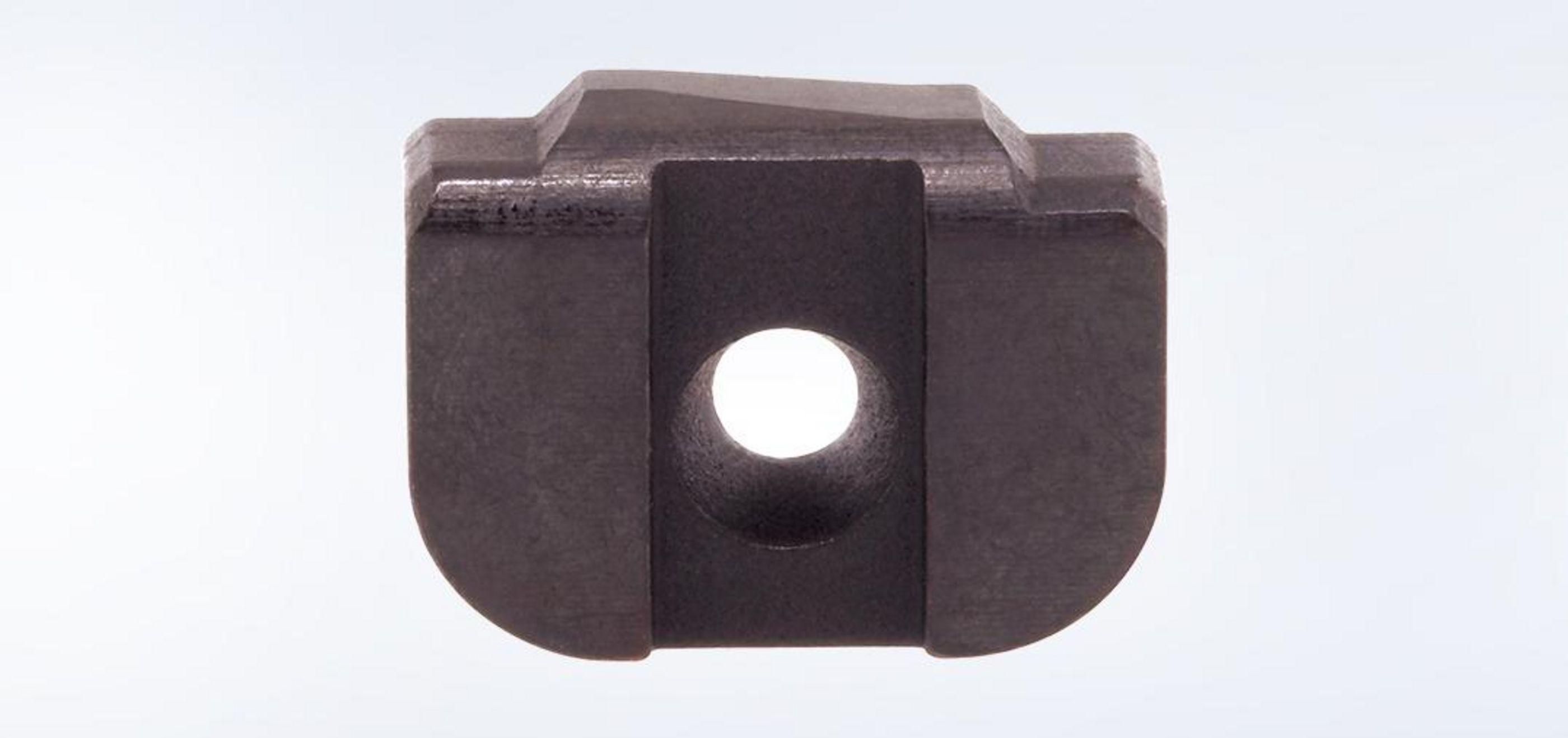 TruTool C 250, cutter plate