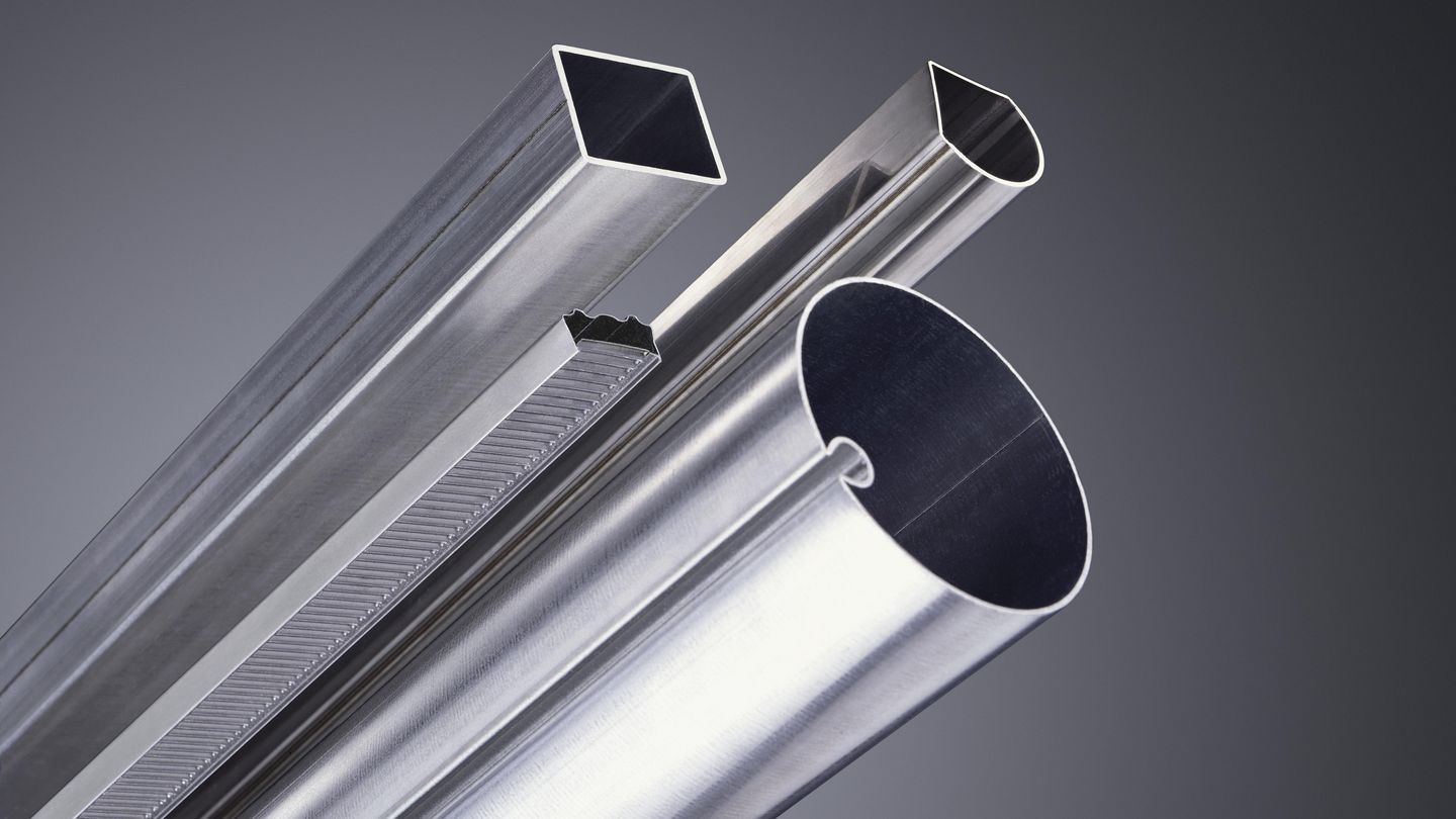 Laser-welded profiles on the TruLaser Cell 1100