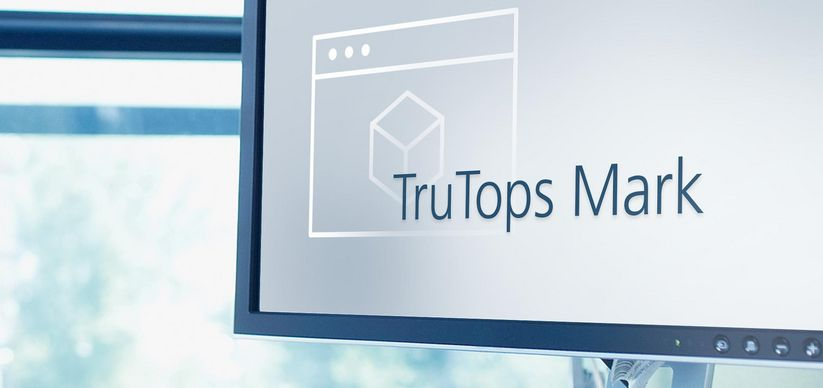 TruTops Mark marking software