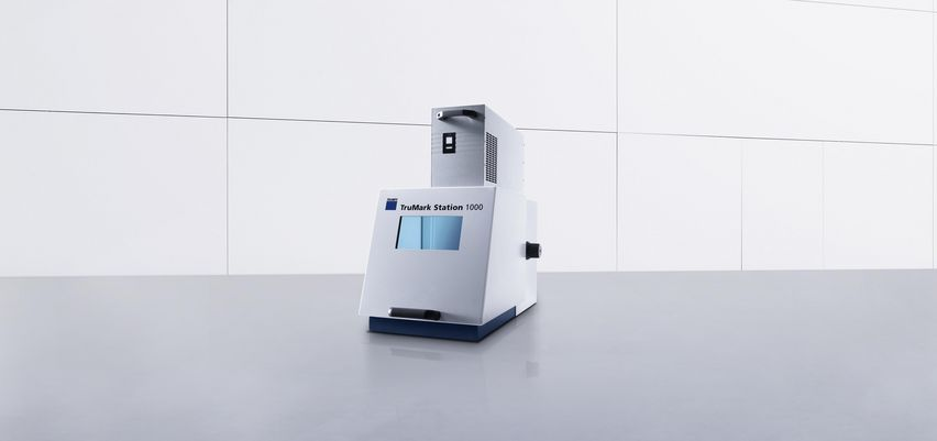 TruMark Station 1000 – your starting point for laser marking