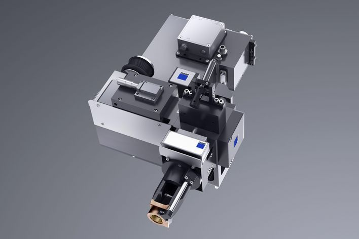 Programmable focusing optics PFO 1D