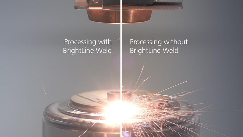 BrightLine Weld for TRUMPF lasers and systems