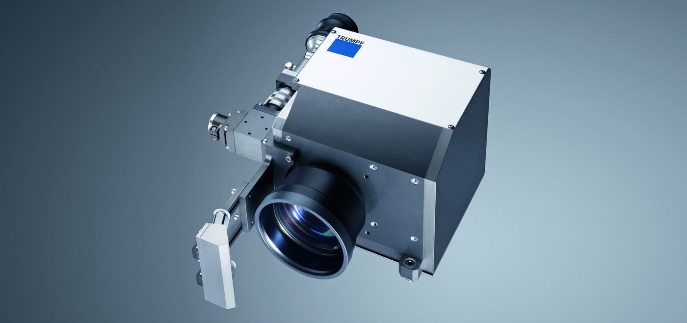 Programmable focusing optics PFO 20