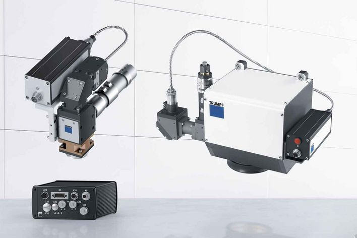 Temperature control for laser plastic welding